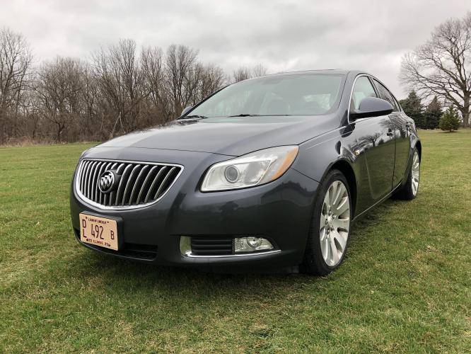 2011 Buick Regal SEDAN 4-DR