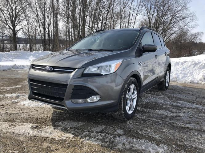 2014 Ford Escape SPORT UTILITY 4-DR