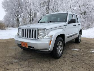 2012 Jeep Liberty SPORT UTILITY 4-DR